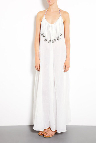 Mara Hoffman Fring Gauze Maxi Dress