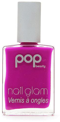 POP Beauty Nail Glam Nail Polish, No. 63 Mint Magic 0.5 fl oz (15 ml)