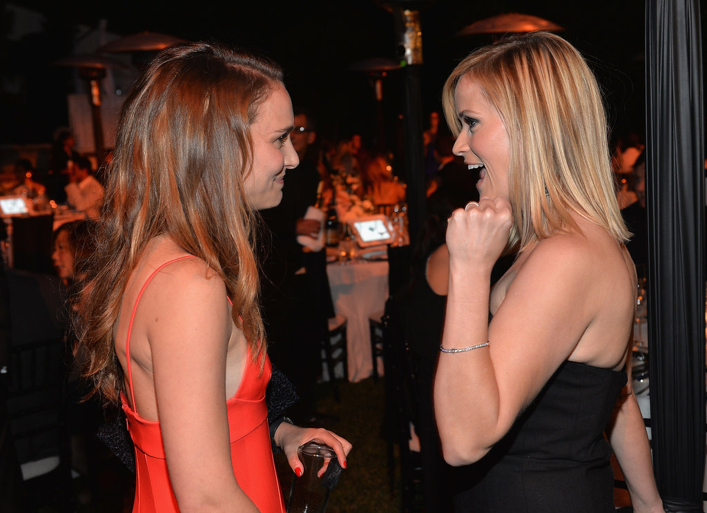 Reese Does Daytime With Tennessee and a Night Out With Natalie Portman