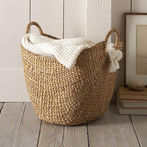 Large Curved Basket