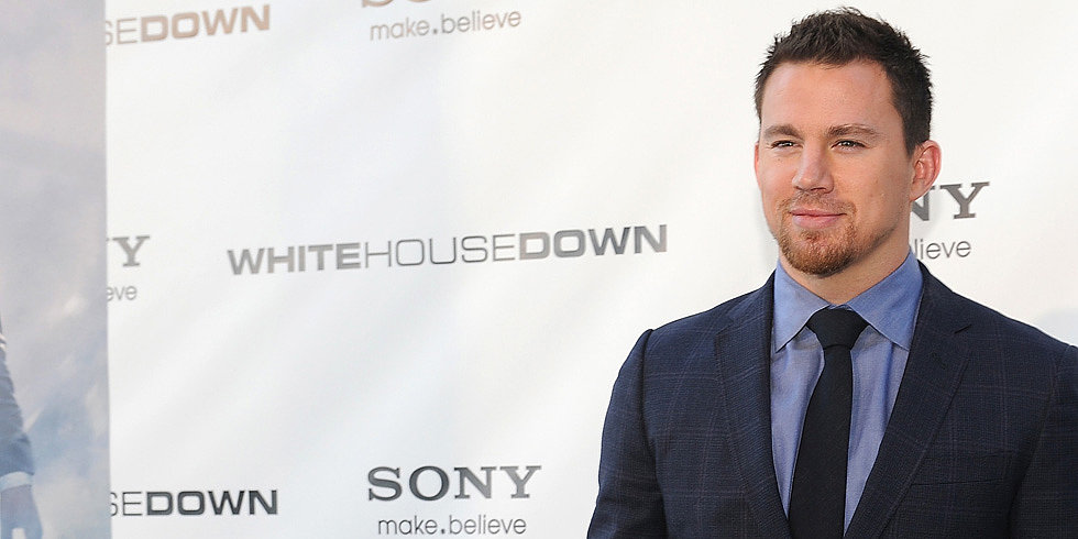 Down in DC: Channing Tatum Brings His Latest to Washington