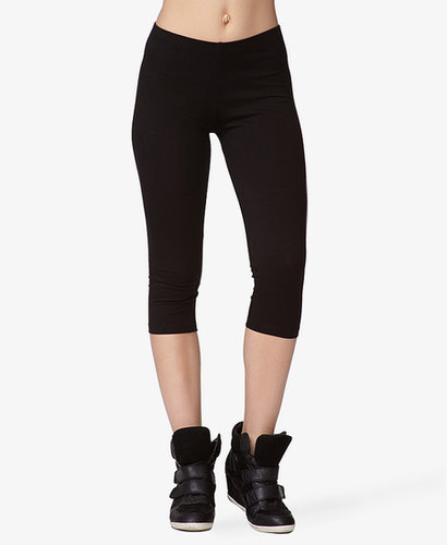 FOREVER 21 Cropped Leggings
