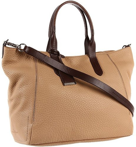 Cole Haan - Crosby Small Shopper (Sandstone) - Bags and Luggage