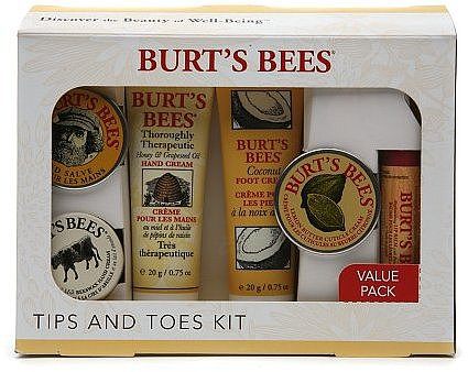 Burt's Bees Tips n' Toes Kit