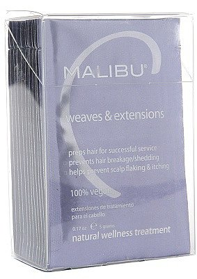 Malibu Extensions & Hair Systems Weekly Treatment