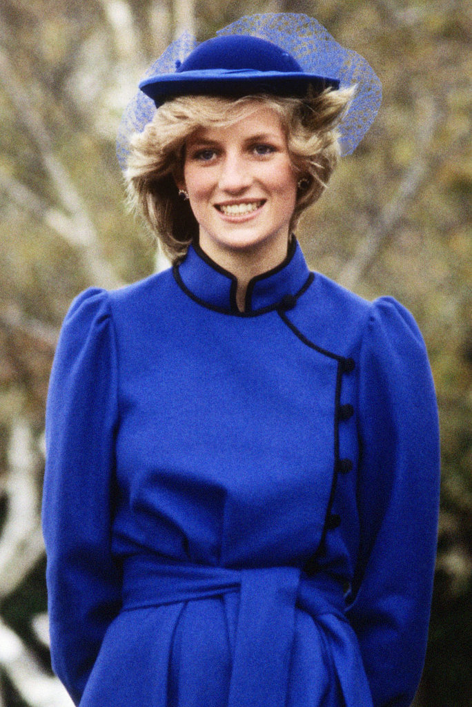Pictures of princess diana s best hats and style inspiration