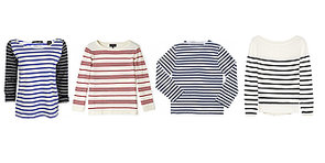 The Essential Wardrobe: 10 of the Best Breton Striped Knits