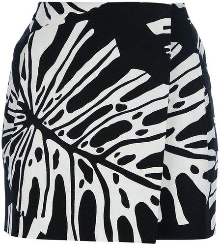 Diane Von Furstenberg 'Melissa' mini skirt