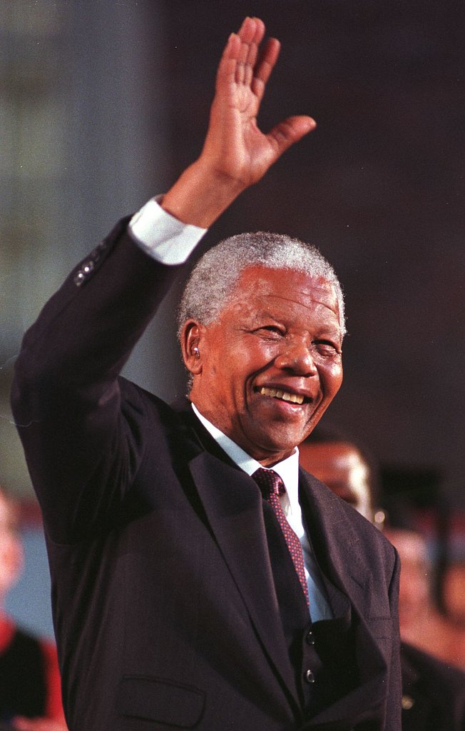 "In 1990, Nelson Mandela told ABC that his time in prison had its benefits: ""To spend 27 years at the prime of your life is a tragedy . . . but there are very positive aspects, too, because I had the opportunity to think about problems and to reflect on my mistakes. I also had the opportunity to read very widely, especially biographies, and I could see what men — sometimes from very humble beginnings — were able to lift themselves with their boot strings and become international figures."""