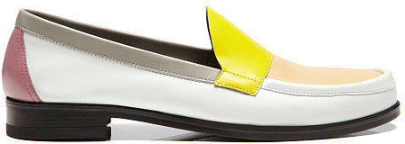 Preorder Pierre Hardy Mult White Mocassin