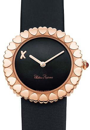 Paloma's Crown of Hearts watch