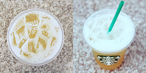 Taste Test: Starbucks Shaken Iced Peach Green Tea Lemonade
