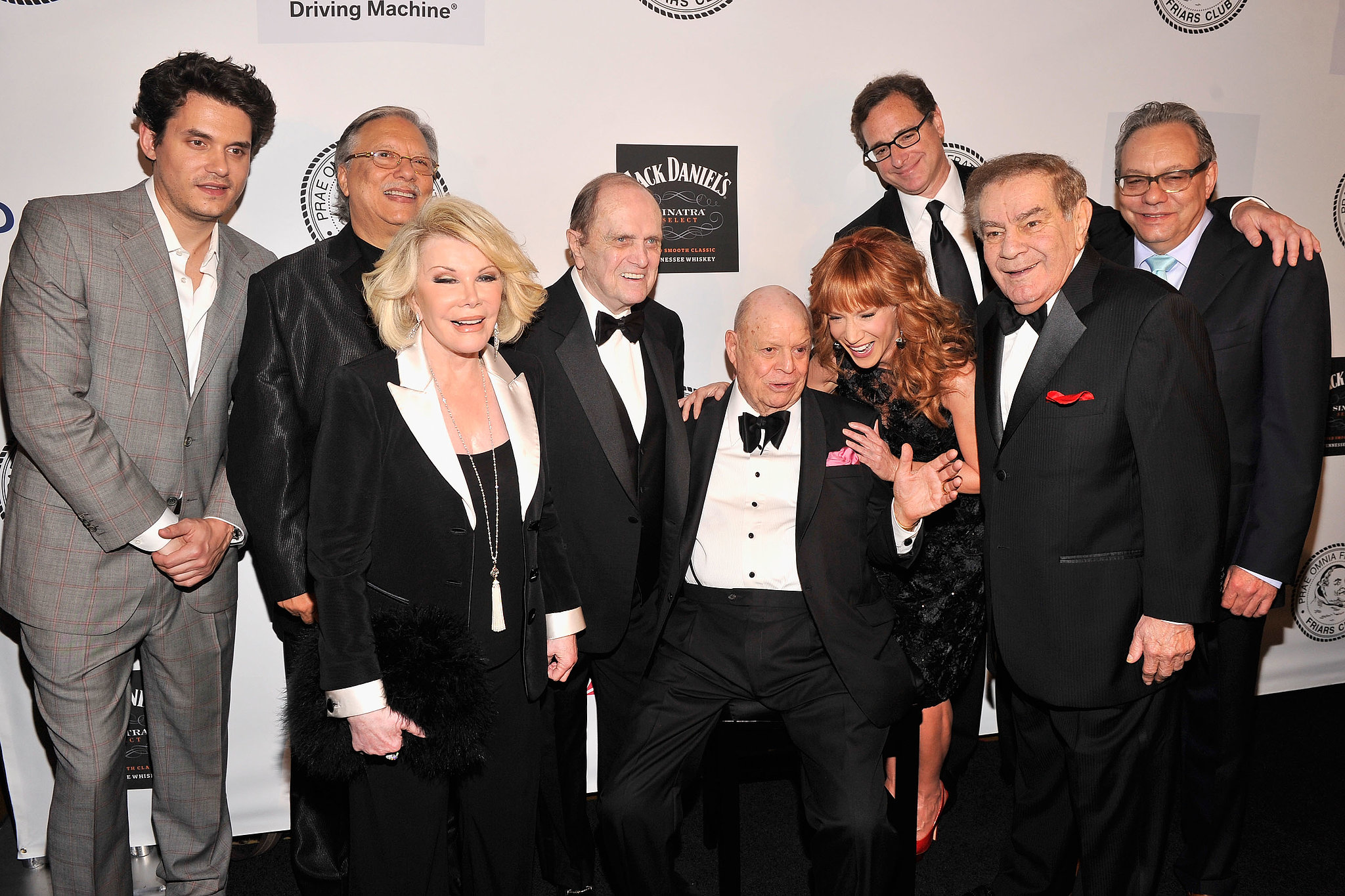 John Mayer attended the Friars Foundation Annual Applause Award Gala honoring Don Rickles.