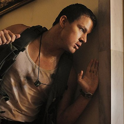 Channing Tatum White House Down Pictures