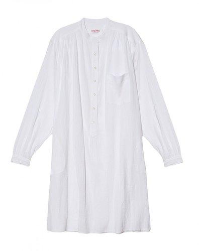 Organic Drop Waist Dress