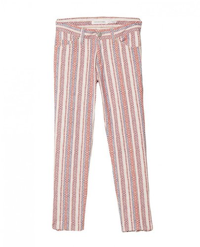étoile Isabel Marant Cooper Striped Jean