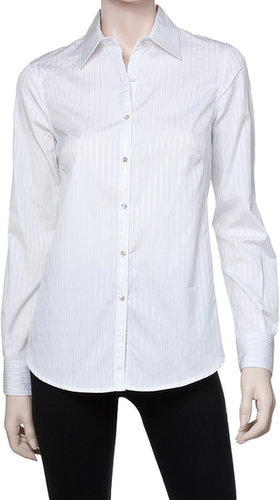Cotton Collared Shirt