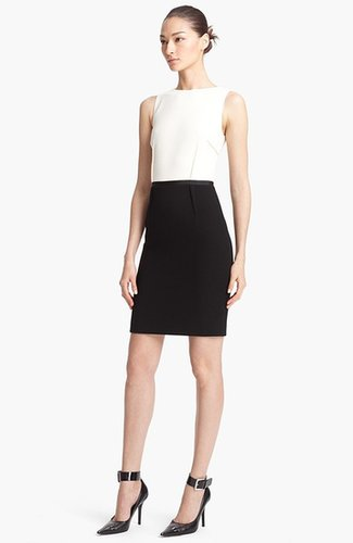 Michael Kors Boucle Shift Dress