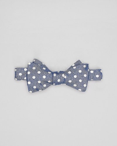 Jack Spade Polka Dot Bow Tie