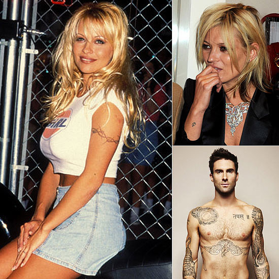 Stars With Ink: Pictures of Celebrity Tattoos