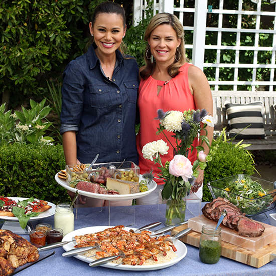 how to plan a backyard barbecue popsugar food