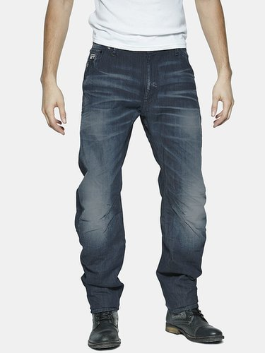 G-Star RAW Mens Arc 3D Loose Tapered Jeans