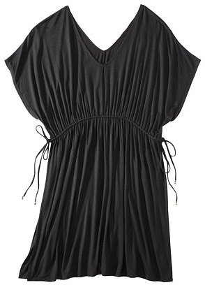 Merona® Women's Plus-Size Cover-Up Swim Dress - Black