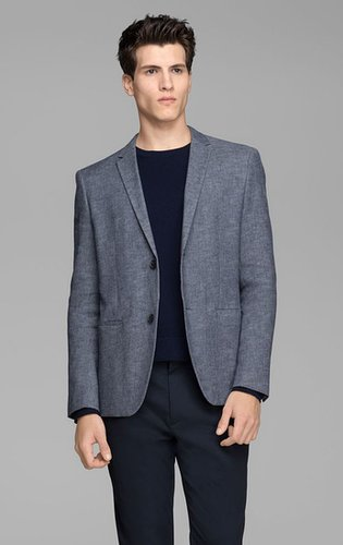 Rodolf W HL Viejo Linen Blend Jacket