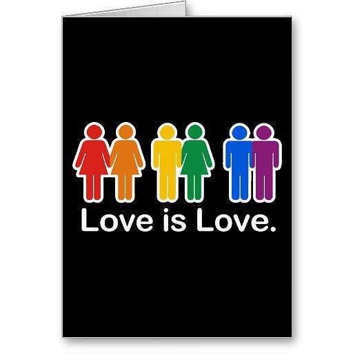 Love is love ($5)