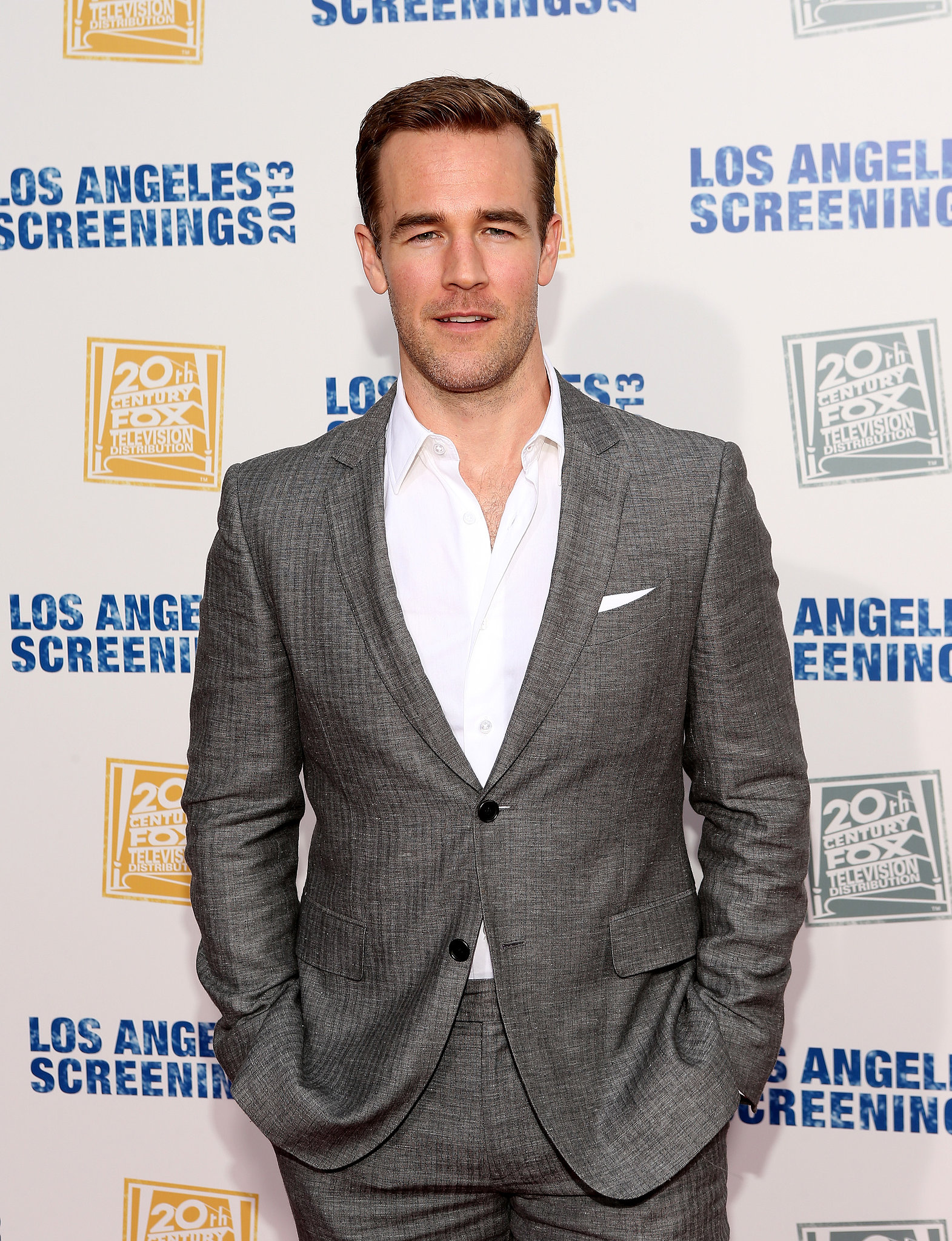 James van der beek desnudo