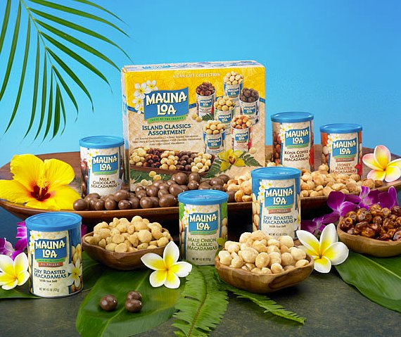 Hawaii: Mauna Loa Chocolate-Covered Macadamias