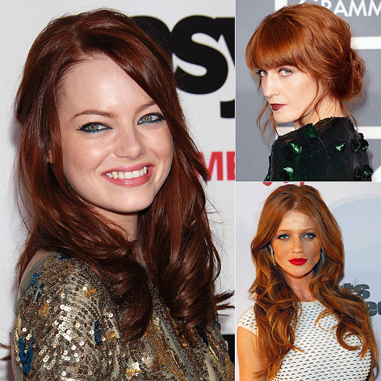 Beauty Spotlight: Racy Redheads We Love