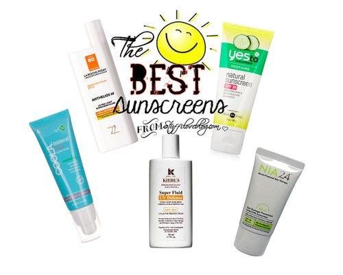 The Best Sunscreens