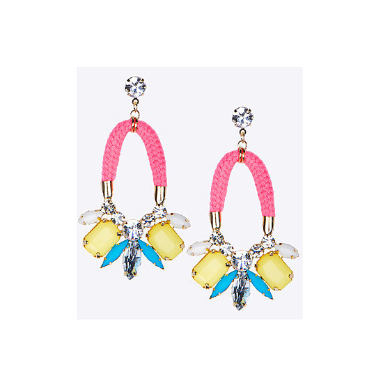 Shopping: Big, Colourful & Bold Drop Earrings For Under $50