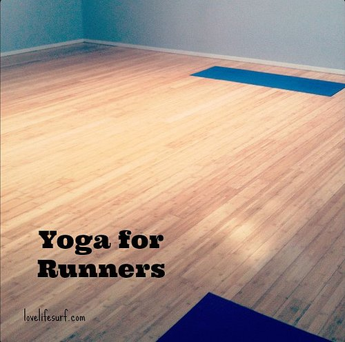6 Great Yoga Poses for Runners