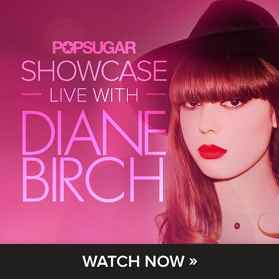 Diane Birch Concert Live Stream on POPSUGAR
