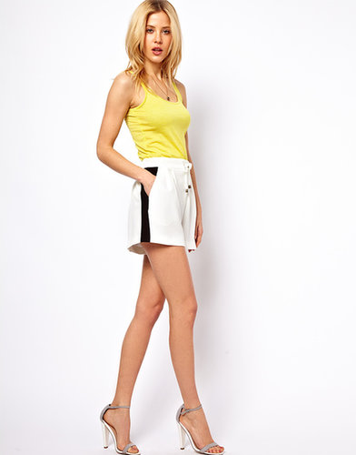 ASOS Shorts in Color Block
