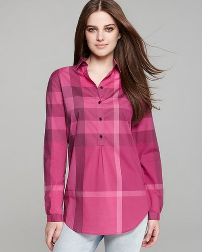 Burberry Brit Check Tunic