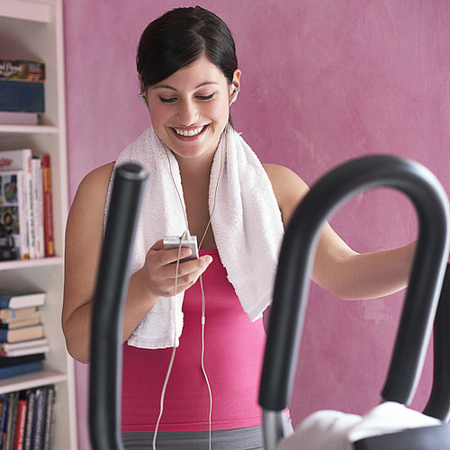 One-Hour Elliptical Workout With Playlist