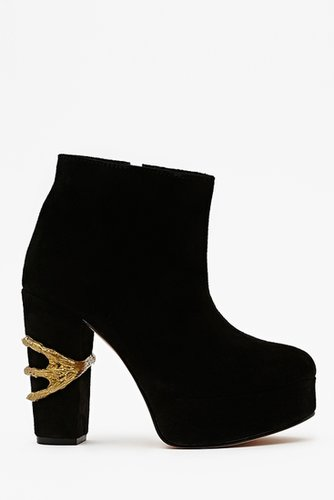 Claw Ankle Boot