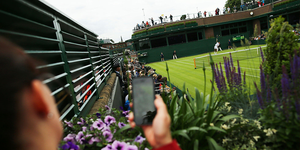 Wimbledon: Grass-Fed Apps, Live Streams, and Tweeters to Follow