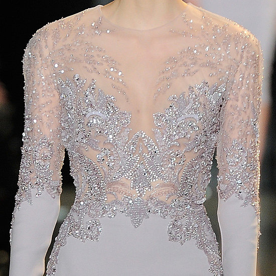 A Closer Look at Elie Saab's Beading
