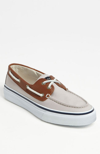 Sperry Bahama 2 Eye Canvas/ Leather Boat Shoe