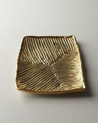 """Michael Wainwright """"Giotto"""" Cracker Plate"""
