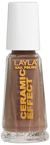 Layla - Ceramic Effect Nail Polish (Mocha) - Beauty