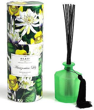 D.L. & Company Amazonian Lily Diffuser, 8.5 fl.oz.