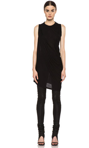 Rick Owens Anthem Tunic in Black