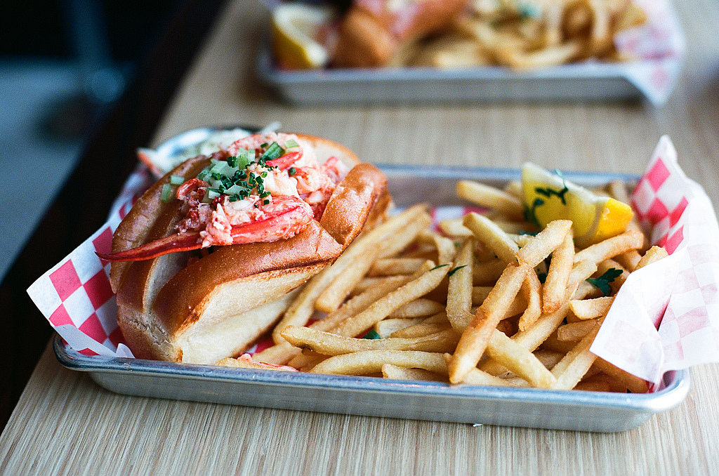 Maine: Lobster Roll