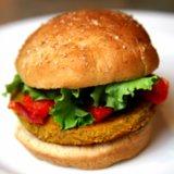 Vegetarian Burger Recipe: Sweet Potato, Chickpea & Quinoa