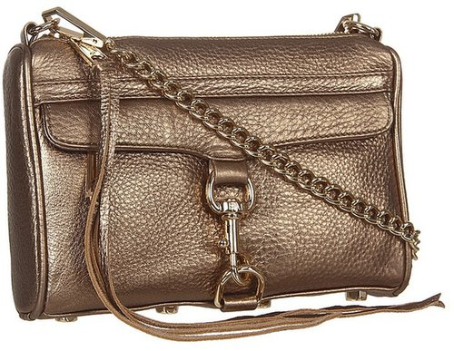 Rebecca Minkoff - Mini M.A.C. (Bronze) - Bags and Luggage